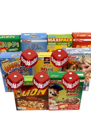 Test av frokostblandinger for barn: Kunne v�rt solgt som desserter