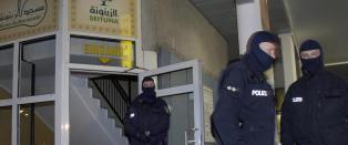 To p�grepet for planer om terrorangrep i Berlin