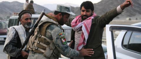 Bruker penger i Afghanistan for � bli kvitt  flyktningene