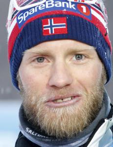 N� er Martin Johnsrud Sundby en sprintsensasjon