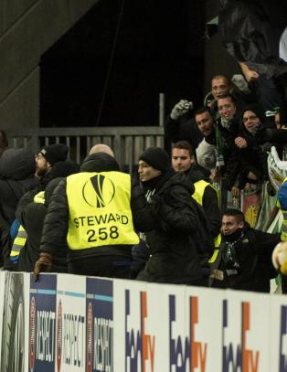 RBK m� ut med hundretusener etter at bortefans raserte seter p� Lerkendal