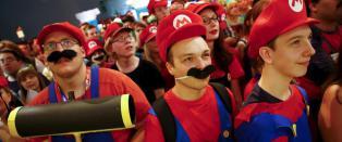 Da utleieren braste inn og ville ha husleia fra Nintendo fikk Super-Mario sitt navn