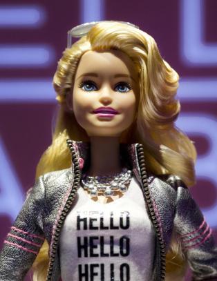Ny Barbie-dukke kan hackes og brukes til overv�kning