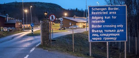 Økt grensekontroll har ingen effekt