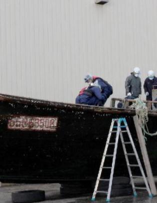 Den ellevte sp�kelsesb�ten hadde tre d�de ombord