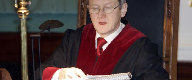 H�yesterettsdommer mener kvinnekvotering senker niv�et