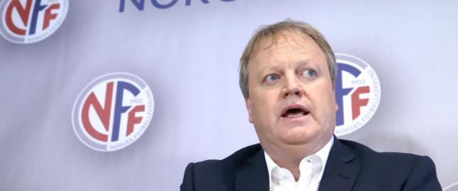 Yngve Hall�n stiller ikke til gjenvalg som fotballpresident