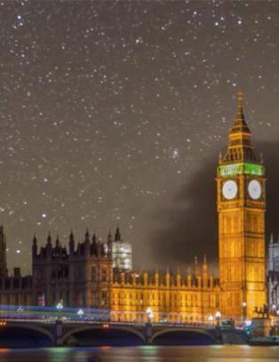 Hva om man fortsatt kunne se stjernehimmelen over verdens st�rste byer?