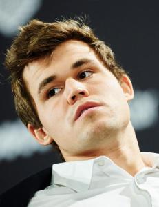 Magnus Carlsen: - Jeg har aldri v�rt forelsket