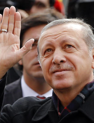 Erdogan: - Skulle �nske nedskyting aldri skjedde