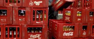 Indiske landsbyledere vil kaste ut Coca-Cola. - Tapper ned grunnvannet