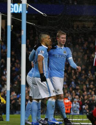 City reiste seg etter Liverpool-fadesen: - Veldig viktig for oss