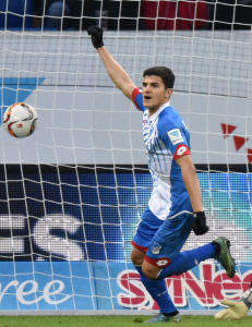 Hoffenheim raknet i Elyounoussis comeback