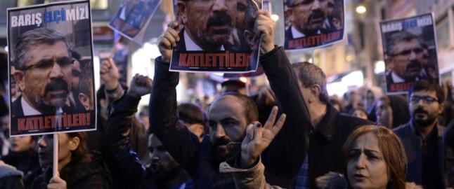 Framst�ende prokurdisk advokat drept i Tyrkia