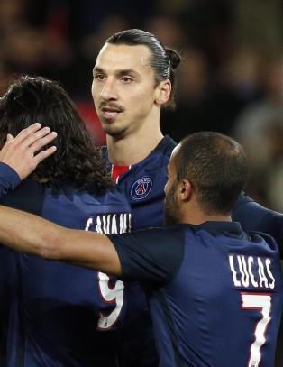 Suverene PSG tok sin trettende seier for sesongen