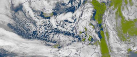 Danmark og Sverige frykter stormen �Gorm�. Slik blir v�ret i Norge