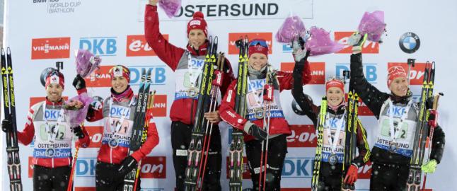 God skyting sikret norsk seier i �stersund