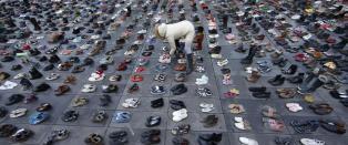 Forbud mot demonstrasjoner i Paris. Slik svarte folket