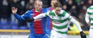 Johansen reddende engel da Celtic vant