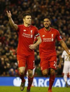 Milners straffescoring reddet Liverpool-seier