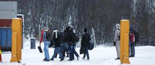 Stor nedgang i asyls�kere over Storskog