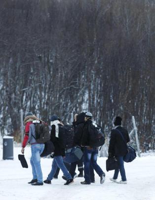 Ingen asyls�kere over Storskog i dag