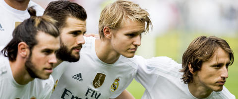 - �degaard kan f� sjansen for Real Madrid denne uka