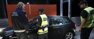 Politisjef: - Vi vil ikke v�re p� Svinesund d�gnet rundt