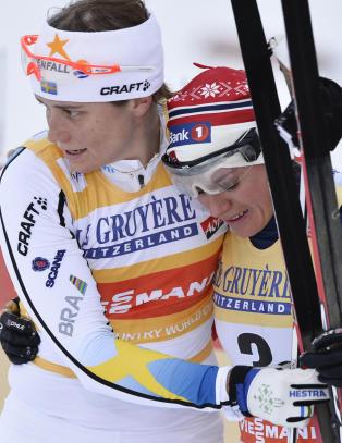 Svensk kommentator kritiserer Johaug og co: - Hvorfor m�tte svenskene tr�ste Weng?