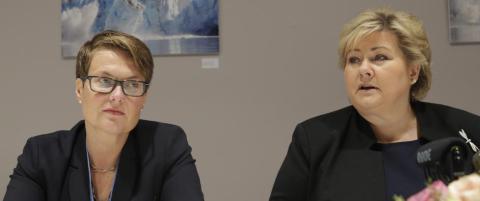 Statsministeren lanserer flere klimatiltak i Paris