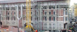 Stortinget setter prisrekord - 200.000 kroner kvadratmeteren
