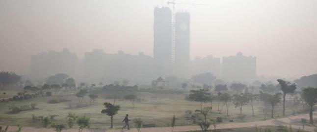 India: - Utslippene m� vokse i fattige land