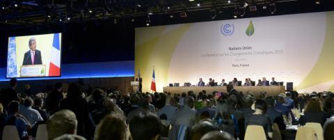 Partene i Paris er fortsatt uenige om 1700 punkter