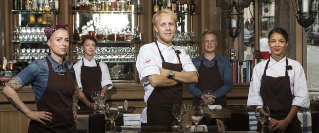 Michelin, White Guide, TripAdvisor: Slik blir restaurantene vurdert