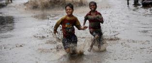 Ekstremt�rke, flom og mennesker drevet p� flukt: Slik rammer klimakrisen oss