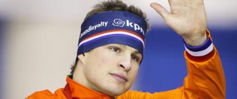 Kramer trekker seg fra verdenscupen i Inzell