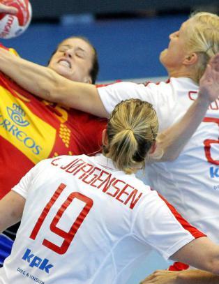 Dansk plan f�r h�ndball-VM: - Vi skal takle mer