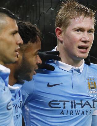 Kinesere kj�per 13 prosent av Manchester City