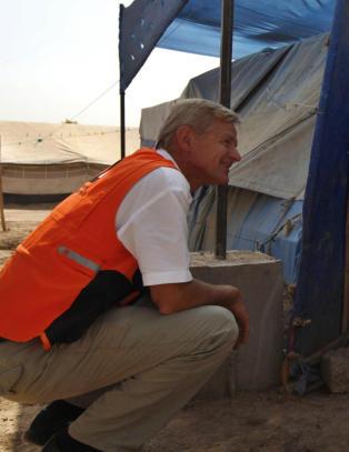 Jan Egeland er nominert til ��rets navn�: - Min jobb har aldri v�rt t�ffere
