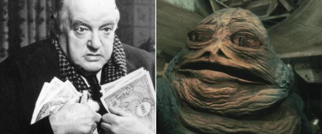 Ser du likheten? Det gjorde i alle fall Star Wars-skaperne