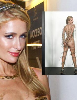 Paris Hilton tok en Kim Kardashian