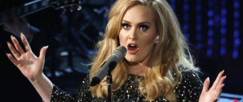 Adele solgte ut Telenor Arena
