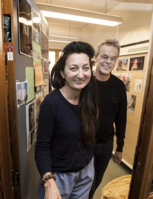 N� har Moser-paret oppdaget enda en nervecelle i hjernens GPS