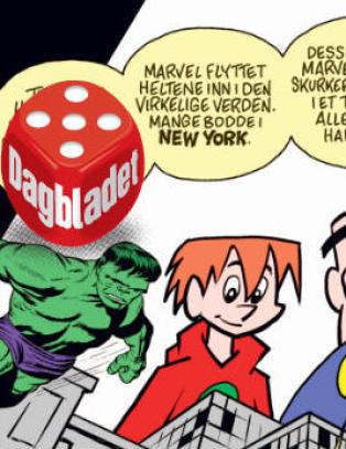 Anmeldelse: Tegneserienes historie presentert i superfart