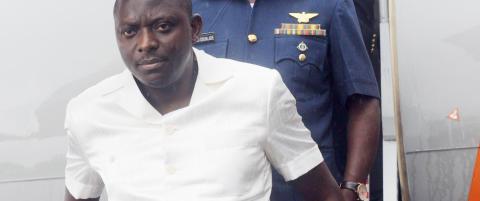 Nigeriab�t-bakmann fengslet for omfattende korrupsjon