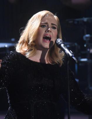 Adele anklages for å ha stjålet 30 år gammel kurdisk sang