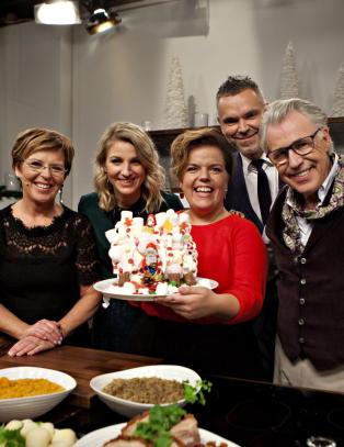 TV 2 ypper seg mot NRK og krever sin del av jula