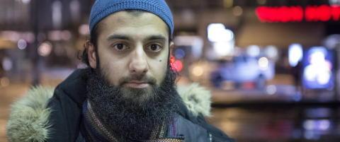 Ubaydullah Hussain siktet for rekruttering til terror