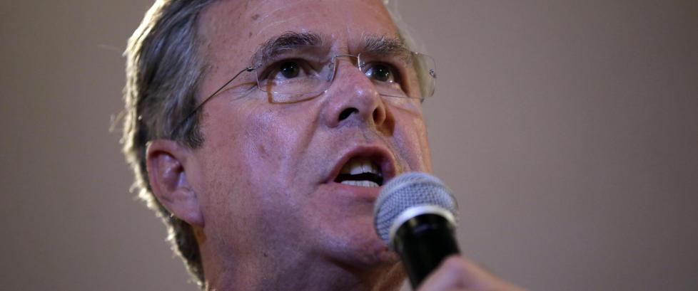 Presidentkandidat Jeb Bush elsker �Lilyhammer�