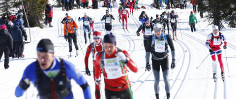 Slik trener du de siste seks ukene f�r Birken, Vasaloppet og Holmenkollmarsjen